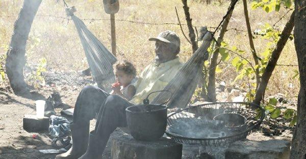 pobreza en el campo