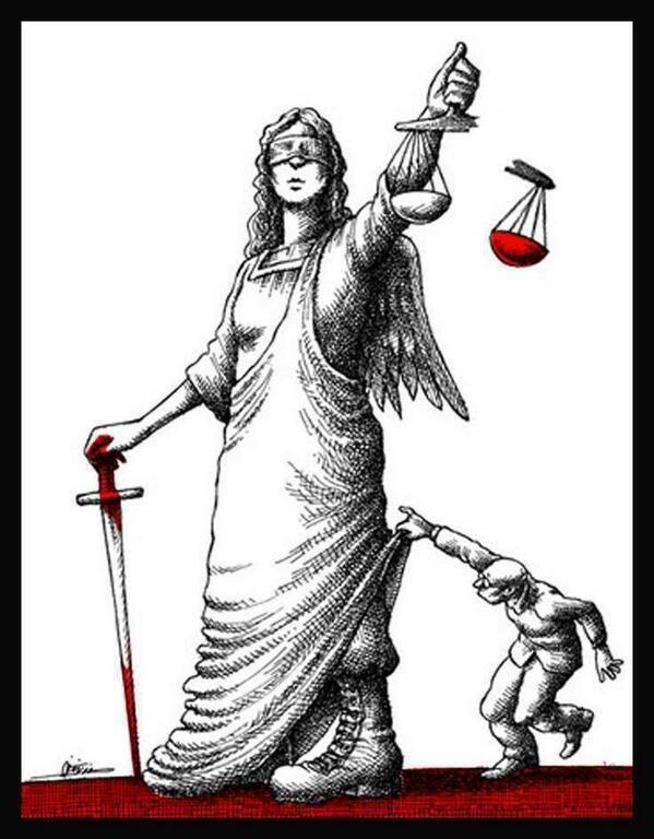 justicia dictatorial