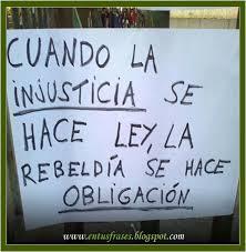 injusticia social