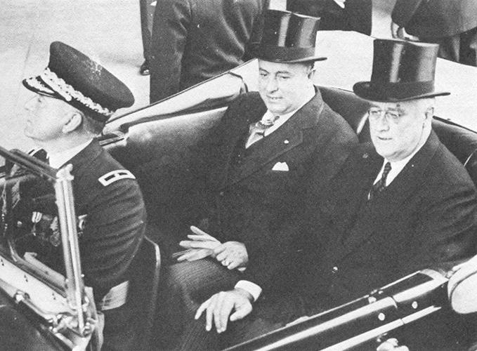 Somoza y Roosevelt