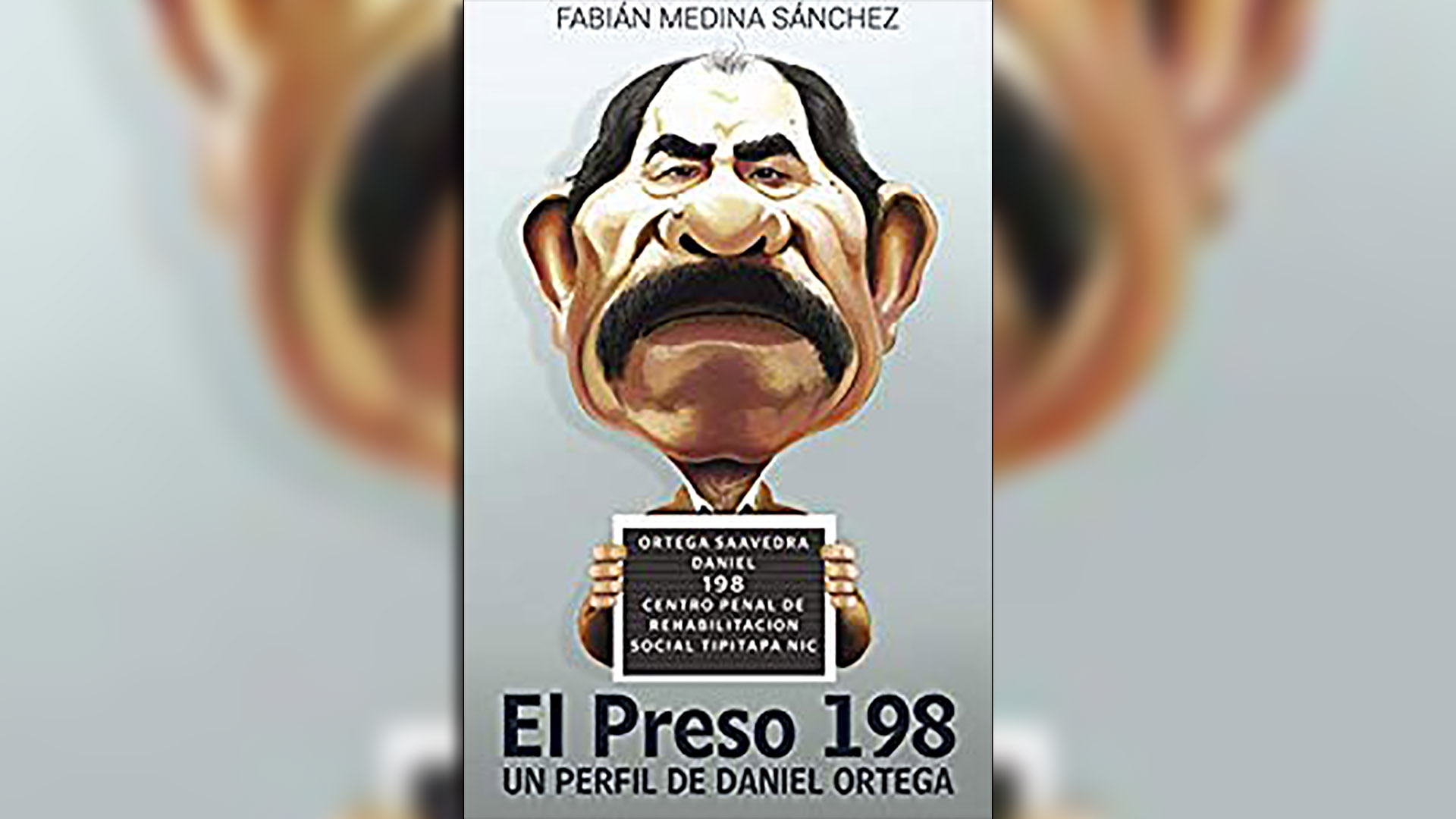 Ficha de Ortega en prisión